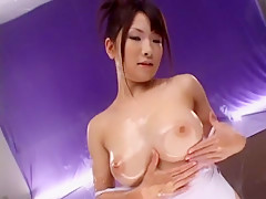 Horny Japanese slut in Fabulous Big Tits, Fetish JAV movie
