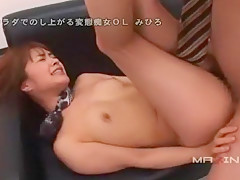 Hottest Japanese whore in Amazing Compilation JAV movie