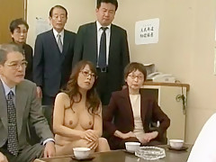 Hottest Japanese model Rio Kawahara, Maria Iijima, Mao Sakurai in Exotic Softcore, Office JAV scene