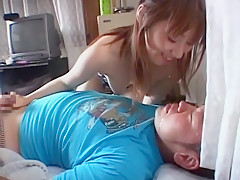 Crazy Japanese girl in Incredible Cumshots, Big Tits JAV clip