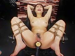 Hottest Japanese chick Natsumi Horiguchi in Crazy BDSM, Dildos/Toys JAV scene