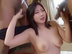 Best Japanese chick Megumi Haruka in Hottest Big Tits, Big Dick JAV video