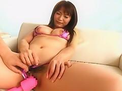 Incredible Japanese slut in Hottest Facial, DP/Futa-ana JAV video