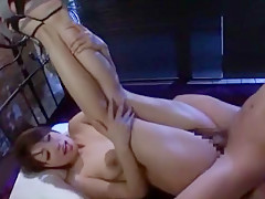 Best Japanese chick Yuuki Makoto in Incredible Small Tits JAV video