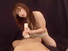 Horny Japanese slut Ai Himeno in Best Small Tits JAV clip