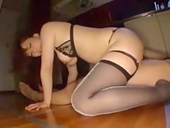 Amazing Japanese chick Nene Azami in Exotic Fetish, Facial JAV video
