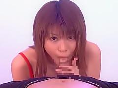Incredible Japanese whore in Fabulous Lesbian/Rezubian, Facial JAV clip