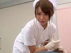 Exotic Japanese slut Yuri Aine, Tsubaki Katou, Mint Suzuki in Best Medical JAV movie