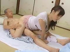 Exotic Japanese girl Azusa Nagasawa in Incredible Stockings/Pansuto, Cumshots JAV movie