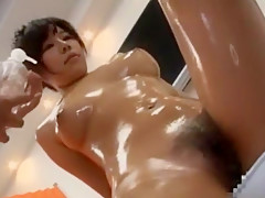 Incredible Japanese slut in Best Fetish JAV scene