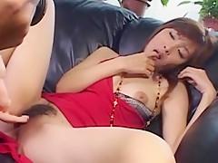 Horny Japanese slut Kirara Hoshino in Best JAV video