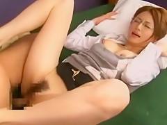 Amazing Japanese whore Kana Ohsawa, Akiho Yoshizawa, Yuzuka Kinoshita in Hottest Dildos/Toys, Fetish JAV scene