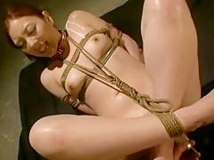 Fabulous Japanese girl Maki Mizusawa, Maki Mizusawa 2, Reika Saijo in Best Striptease, BDSM JAV scene