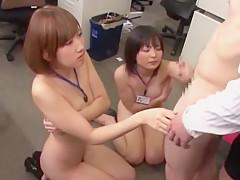 Exotic Japanese girl Tomoka Kuriyama, Mayuka Arimura, Ayaka Fujikita in Best Public JAV movie