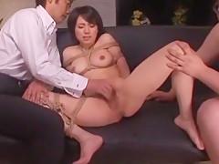 Amazing Japanese chick Yuzuka Kinoshita in Horny Dildos/Toys, Handjobs JAV movie