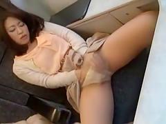 Crazy Japanese slut Kaori Otonashi in Incredible Upskirts/Panchira JAV movie