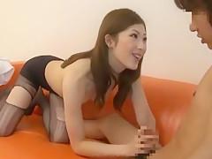 Amazing Japanese slut Sarina Ono in Crazy JAV movie