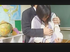 Horny Japanese girl Rei Amami in Hottest JAV video
