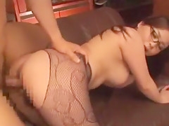 Incredible Japanese whore Akiho Yoshizawa, Kana Ohsawa, Yuzuka Kinoshita in Horny Cunnilingus, Cougar JAV scene