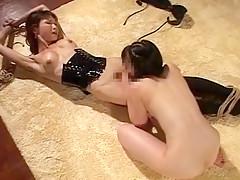 Horny Japanese girl in Best Masturbation, BDSM JAV scene