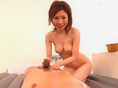 Incredible Japanese slut Izumi Yoshikura in Exotic Blowjob/Fera JAV movie