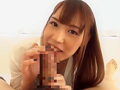 Hottest Japanese girl in Crazy /Futanari, Blowjob JAV movie