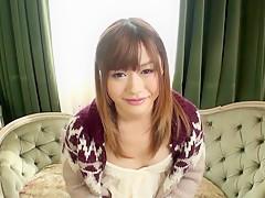 Hottest Japanese chick in Horny Blowjob, Fucks Girl JAV scene