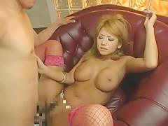 Amazing Japanese chick in Horny Big Tits JAV scene