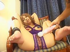 Hottest Japanese slut Haruka Sanada in Fabulous Faci...