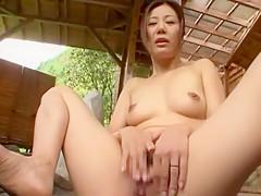 Best Japanese chick Mio Kuraki in Fabulous JAV scene