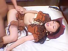 Horny Japanese slut in Fabulous Solo Girl, Fingering JAV clip