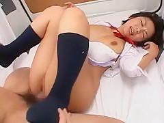 Fabulous Japanese chick Meguru Kosaka in Amazing Dildos/Toys, Big Tits JAV clip