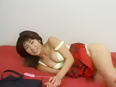 Hottest Japanese girl in Fabulous JAV uncensored Hardcore scene