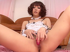 Best Japanese model Yurika Miyachi in Crazy JAV uncensored Dildos/Toys video
