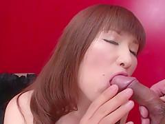 Crazy Japanese slut Reiko Shimura in Amazing JAV uncensored Big Tits movie