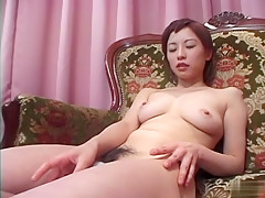 Hottest Japanese whore in Fabulous JAV uncensored Dildos/Toys scene