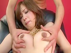 Amazing Japanese girl Emiri Senoo in Hottest JAV uncensored Hardcore clip