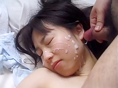 Incredible Japanese chick in Exotic JAV uncensored Threesomes movie