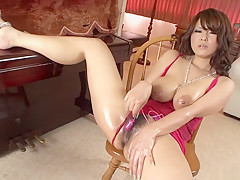 Exotic Japanese model Airi Ai in Horny JAV uncensored Masturbation clip