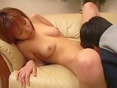 Amazing Japanese slut in Hottest JAV uncensored Blowjob clip