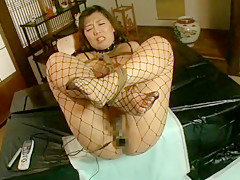 Crazy Japanese girl Reika Saijo, Anri Hoshizaki, Maki Mizusawa 2 in Amazing Stockings/Pansuto, Fingering JAV scene