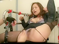 Fabulous Japanese girl Momoka Nishina, Risa Mita in Crazy Cougar, Fetish JAV scene