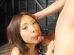 Horny Japanese girl Ren Hitomi in Best BDSM, Fetish JAV video