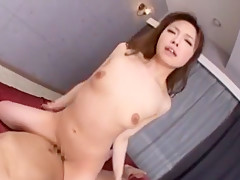 Fabulous Japanese chick Aiko Hirose in Exotic JAV scene