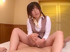 Incredible Japanese slut Kyoka Mizusawa in Horny Foot Fetish, Blowjob/Fera JAV video
