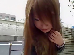 Hottest Japanese girl in Best Blowjob/Fera JAV scene