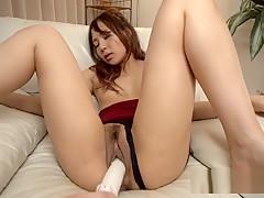 Amazing Japanese model Yukina Momota in Horny Masturbation, Blowjob JAV clip