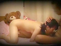 Fabulous Japanese model Kurumi Tachibana in Amazing Oldie, Girlfriend JAV video