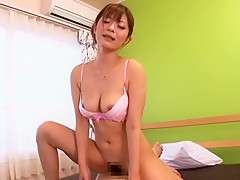Incredible Japanese model Haruki Sato in Hottest MILFs, Big Tits JAV movie