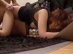 Horny Japanese slut Miku Airi, Shizuka Minamoto, Kaede Mizumoto in Crazy Big Tits, Facial JAV movie